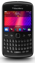 BlackBerry Curve 9350 BlackBerry Curve 9350 reportedly delayed until October