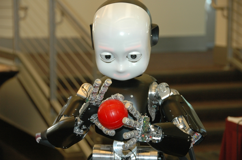 Toddler Robot nominated to carry the Olympic flame