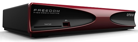 FreedomMediaCentre VideoBee brings smart, social, online video to Amino set top box