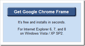 GCFrame Meet the Google Chrome Developer whos fighting IE 6 so you dont have to
