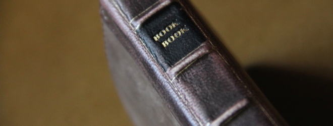 Love books and hate carrying a wallet? The BookBook iPhone case is for you