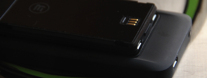 The Third Rail battery case for iPhone is incredibly clever and useful