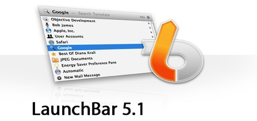 LaunchBar 5 powerful apps every Mac user should have