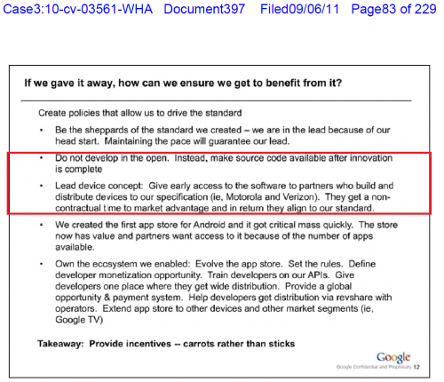 Lead device concept 1 500x430 Internal Google document lays out plans to drive the Android standard. Motorola to benefit?