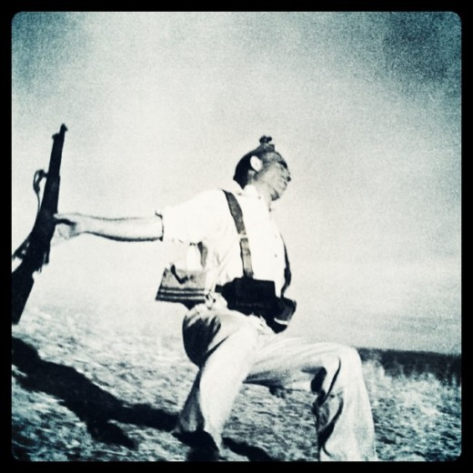 Loyalist Militiaman Mastergram 520x520 Mastergram uses Instagram filters on classic photos for even more iconic effect
