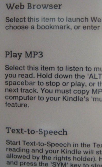 MP3 text to speech 395x650 10 different ways to use your Kindle