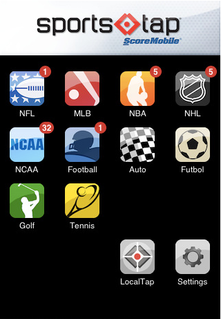 Screen Shot 2011 09 05 at 1.10.18 PM Five top iPhone apps for college football fans