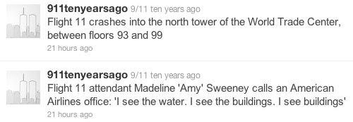 Screen Shot 2011 09 12 at 10.56.27 The Guardians 9/11 mistake shows were still learning the boundaries of Twitter