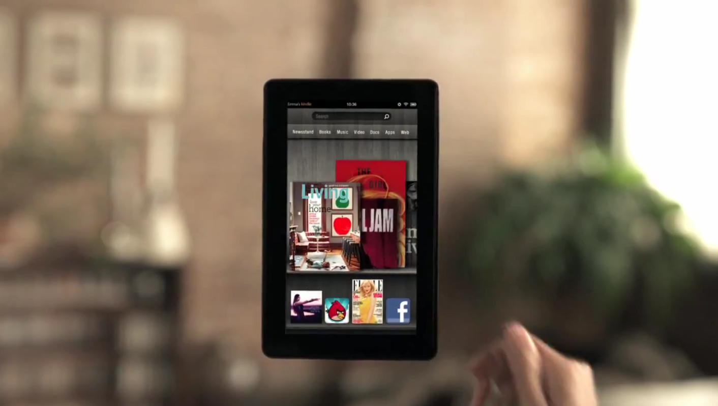 How To Pre-order Your Amazon Kindle Fire Right Now