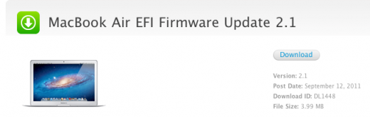 Screen shot 2011 09 12 at 2.10.49 PM 520x164 Apple drops EFI Firmware update 2.1 for MacBook Airs, preps for Thunderbolt Displays