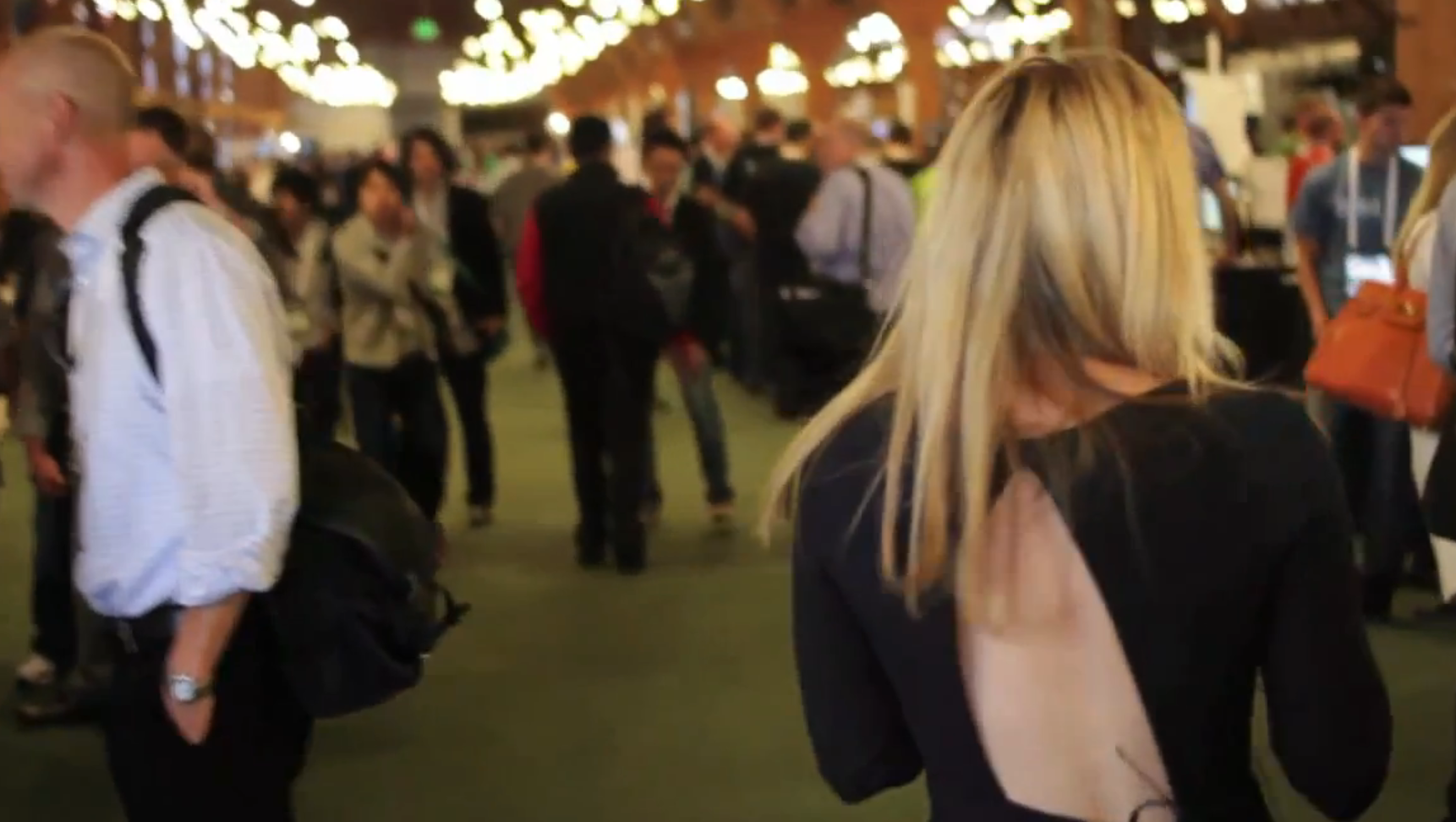 Couldn't make it to Techcrunch Disrupt? Here's a quick video walkthrough