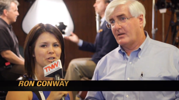 TC Disrupt 2011: A brief chat with Ron Conway about the importance of accelerators