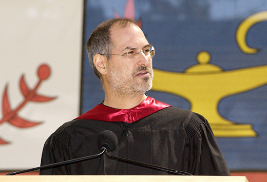 Steve Jobs quotes Stanford