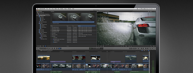Apple releases Final Cut 10.0.1, brings 30 day trial, Xsan and XML support