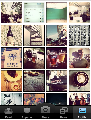 Screen shot 2011 09 25 at 19.10.45 10 inspiring accounts to follow on Instagram