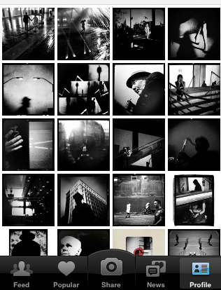 A more popular and renowned instagram account koci has nearly 43000 followers the majority of the photos uploaded are in black and white which provides