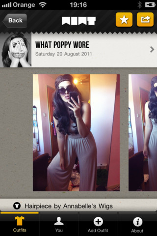 WIWTApp What I Wore Today fashion blog relaunches as a social network