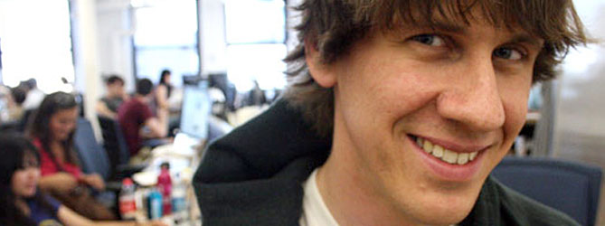 Foursquare founder Dennis Crowley may have invented Twitter before Twitter became Twitter