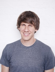 crowley headshot big 220x288 Foursquare Co Founder Dennis Crowley offers motivational advice