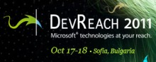 devreach 2011 220x88 Upcoming Tech & Media Events You Should Be Attending [Discounts & Free tickets]