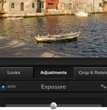 enhance Adobe announces Carousel app that is Lightroom for iPad and iPhone