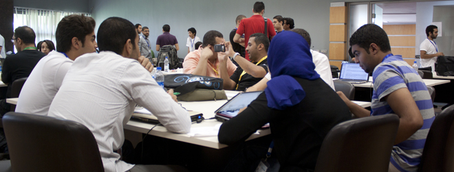Startup Weekend Alexandria: Grassroots startups inspired by a grassroots revolution