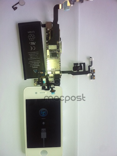 Why this image is most likely a retooled iPhone 4 prototype, not the iPhone 5 [Updated]