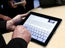 ipad april 3rd 220x161 The 10 most disruptive gadgets of the past 10 years