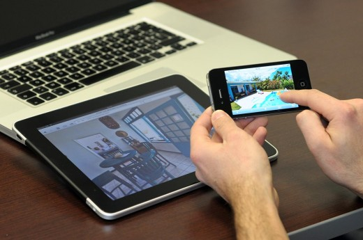 iphone ipad virtual tour 520x345 Samsung sues Apple in The Netherlands over iPhone and iPad 3G technology
