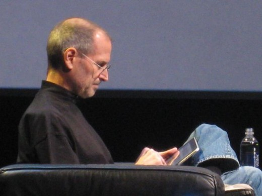 D8 conference Steve Jobs quotes