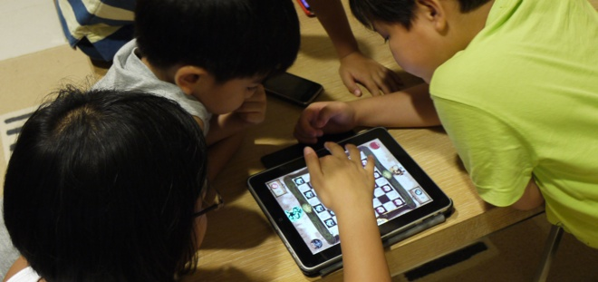 Bobo Explores Light is perhaps the most fun kids can have learning on the iPad
