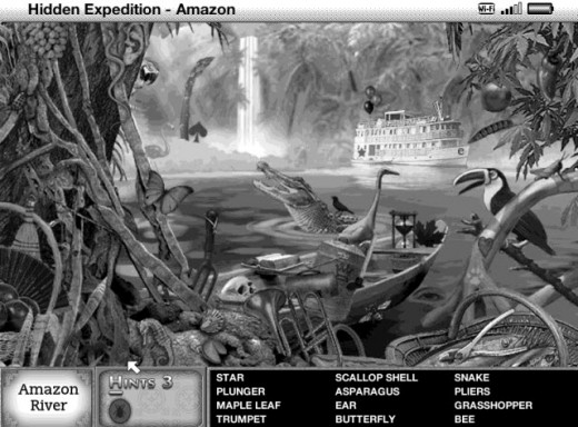 kindle games 520x384 10 different ways to use your Kindle