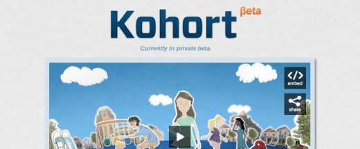 kohort 520x215 How to get beta signups for your startup in 9 steps