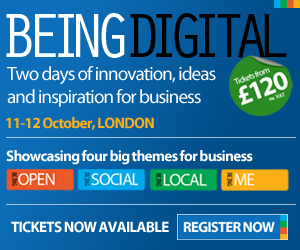 mpu beingdigtial1 5 reasons you should attend BeingDigital in London [Ticket Discount]