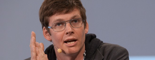 VC life, face recognition and the European Pirate Summit: TNW meets Nikolaj Nyholm