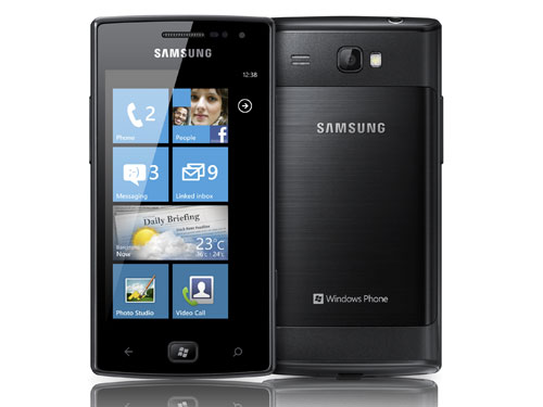 Samsung unveils new Omnia W Windows Phone handset, launching end of October