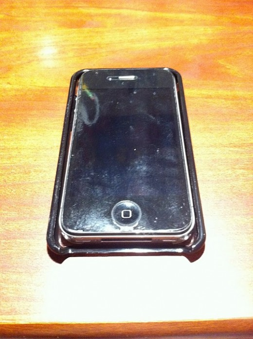 photo 11 520x695 Hard case reportedly for iPhone 5 reinforces thinner, tapered design and larger screen