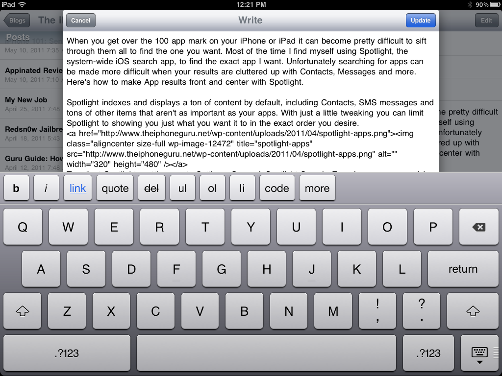 how to write ios apps Sincerely, app store amateur dear asa, learning to develop for ios is kind of a two-pronged process if you don't know how to code at all, you developing for ios is really all about familiarizing yourself with xcode once you're comfortable there, you can write your app in a wide variety of.