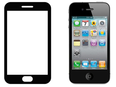 An IPhone 5 Render Based On A Leaked Icon But Is It The Real Deal