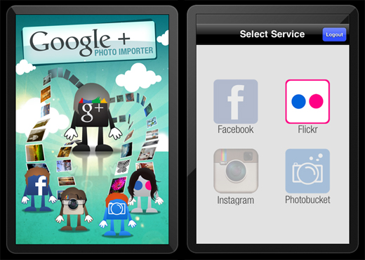 service Transfer hundreds of photos to Google+ in minutes with Google Plus Photo Importer for iPhone