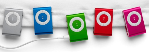 shuffles Apple may no longer sell the iPod classic and shuffle