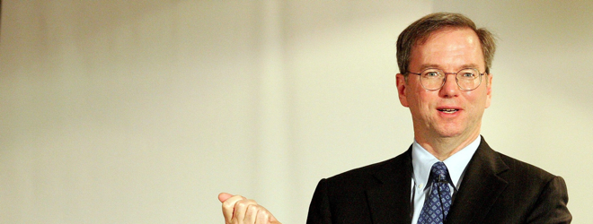 This is what Eric Schmidt really said about leaving Apple's board
