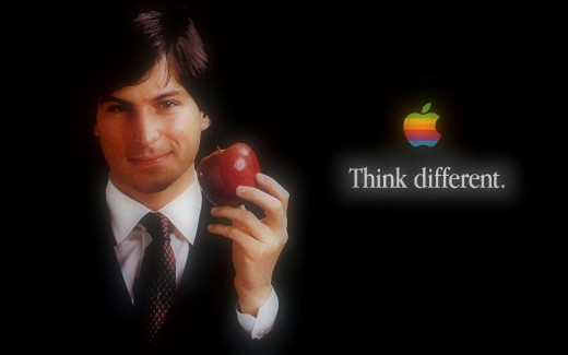 Steve Jobs Quotes Think different