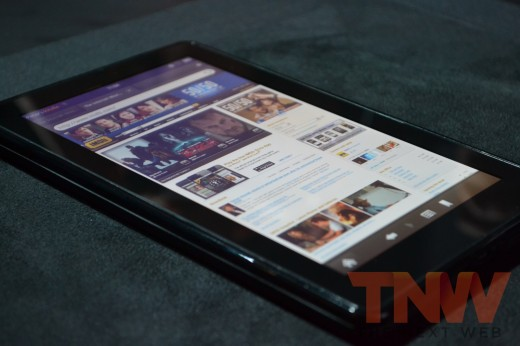 tnw25 520x346 Hands on with Amazons new Kindle e readers and Kindle Fire tablet [High Res Images]
