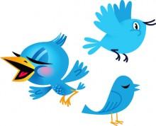 twitter birds 220x178 Dissecting Twitter