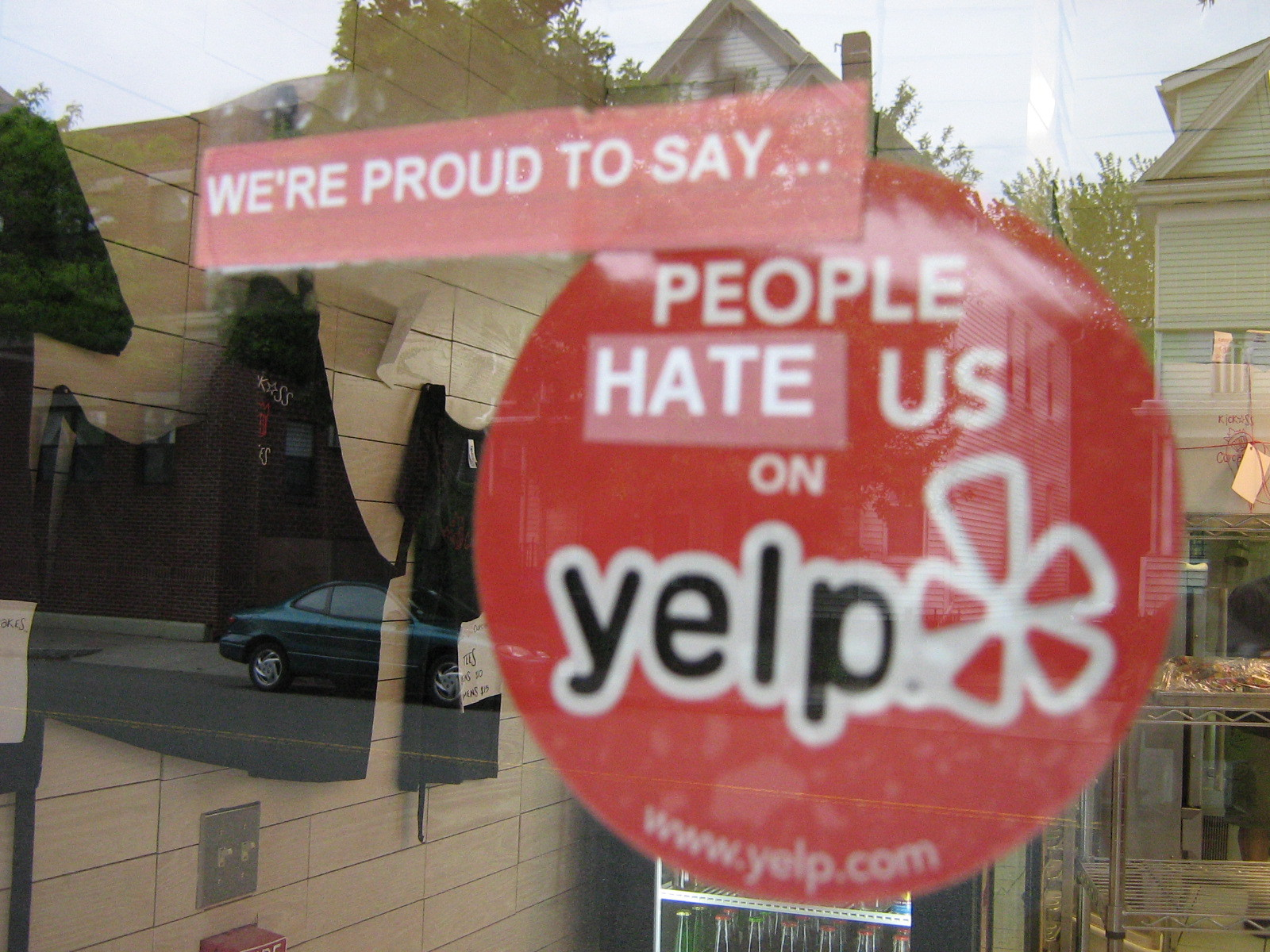 "Yelp's CEO talks numbers, calls Google's Zagat buy ""a funny move"""