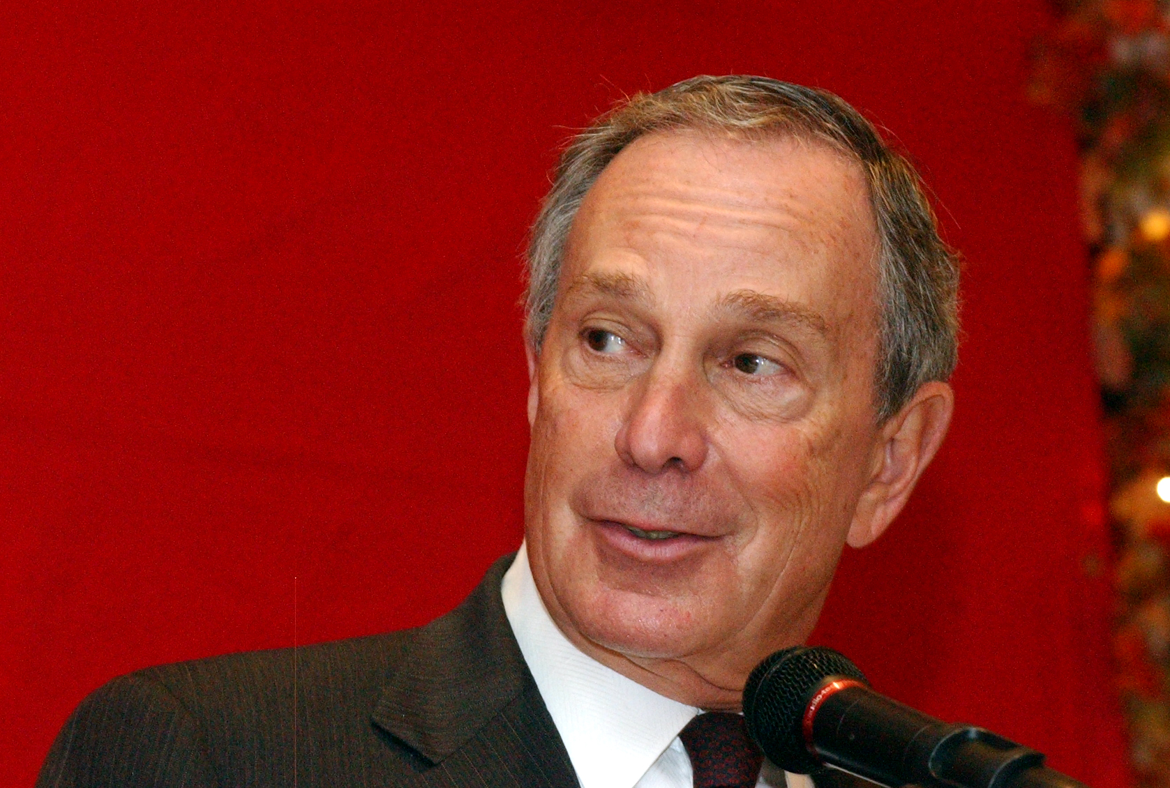 Watch Mayor Bloomberg from this week's New York Tech Meetup