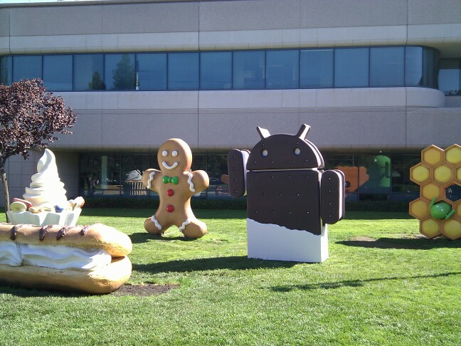 Google's Andy Rubin: There are over 1 million lines of code in Android
