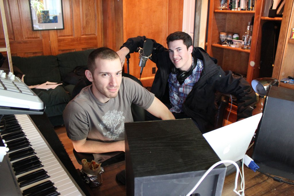 Timeflies cuts up Apple samples for a brilliant tribute to Steve Jobs
