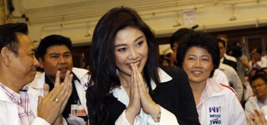 Thai Prime Minister's Twitter account hacked